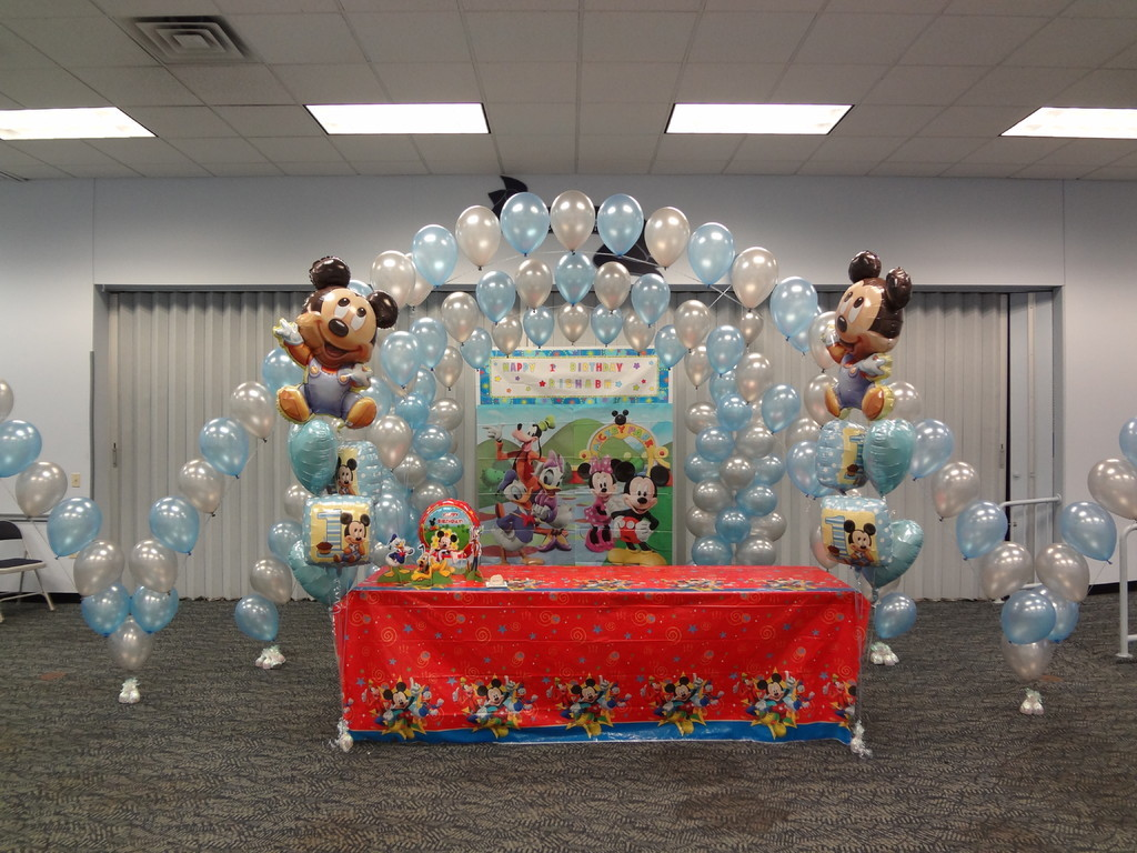 Balloon Arrangements Arches Decorations Mechanicsburg PA Over