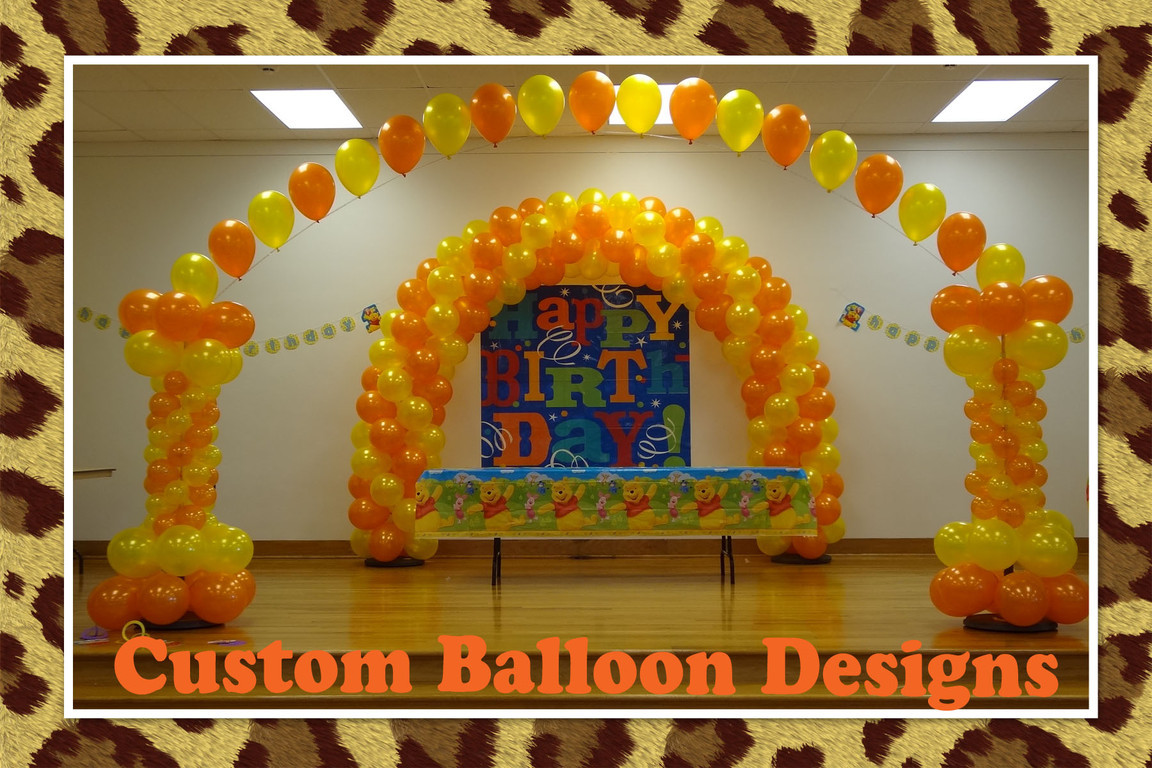 Custom Balloon Designs In Central Pennsylvania