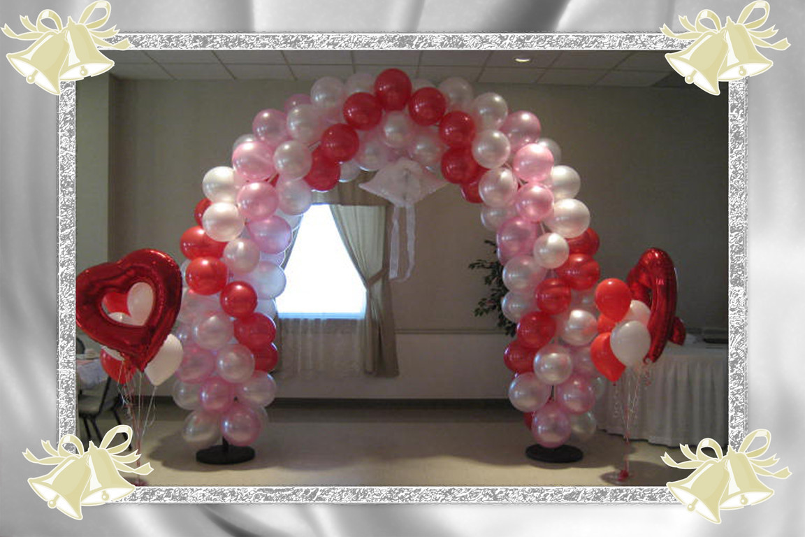 Wedding Balloons & Balloon Decorations Delivery in Harrisburg PA ...